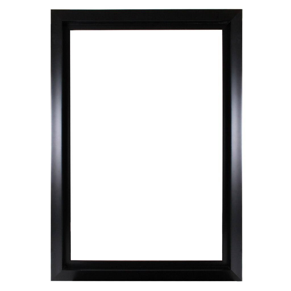 Buy The Black Smooth Open Back Frame 24 Quot X 36 Quot By Studio