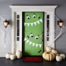 Monster Door Décor, medium