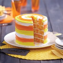 Candy Corn Cake, medium