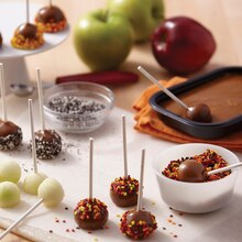 Mini Dipped Apple Bites, medium