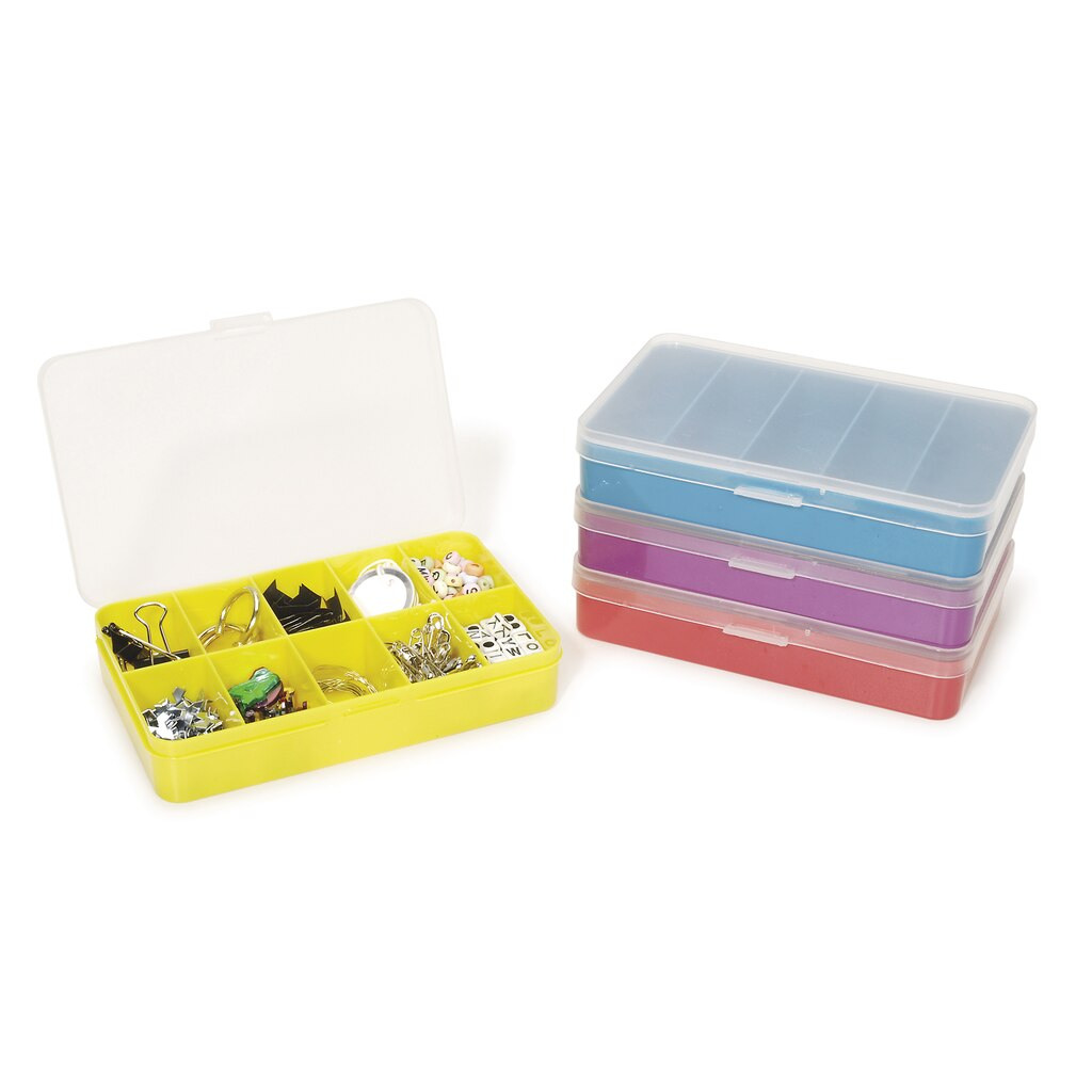 Jewellery Packaging And Bead Storage With: Buy The Mini Bead Storage Box By Bead Landing™ At Michaels