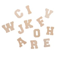 Wood Varsity Letters by ArtMinds, Product