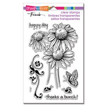 Stampendous Clear Stamps Set, Daisy Thanks Perfectly