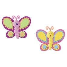 Foam Butterflies by Creatology