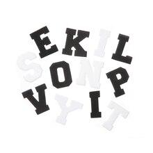 Black & White Alphabet Foam Stickers by Creatology
