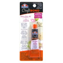 Elmer's CraftBond Ultra Stix All Clear Adhesive