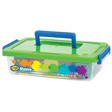 Crayola Paint Storage Tote
