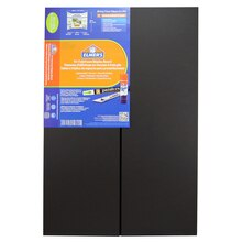 Elmer's Foam Tri-Fold Display Board, Black