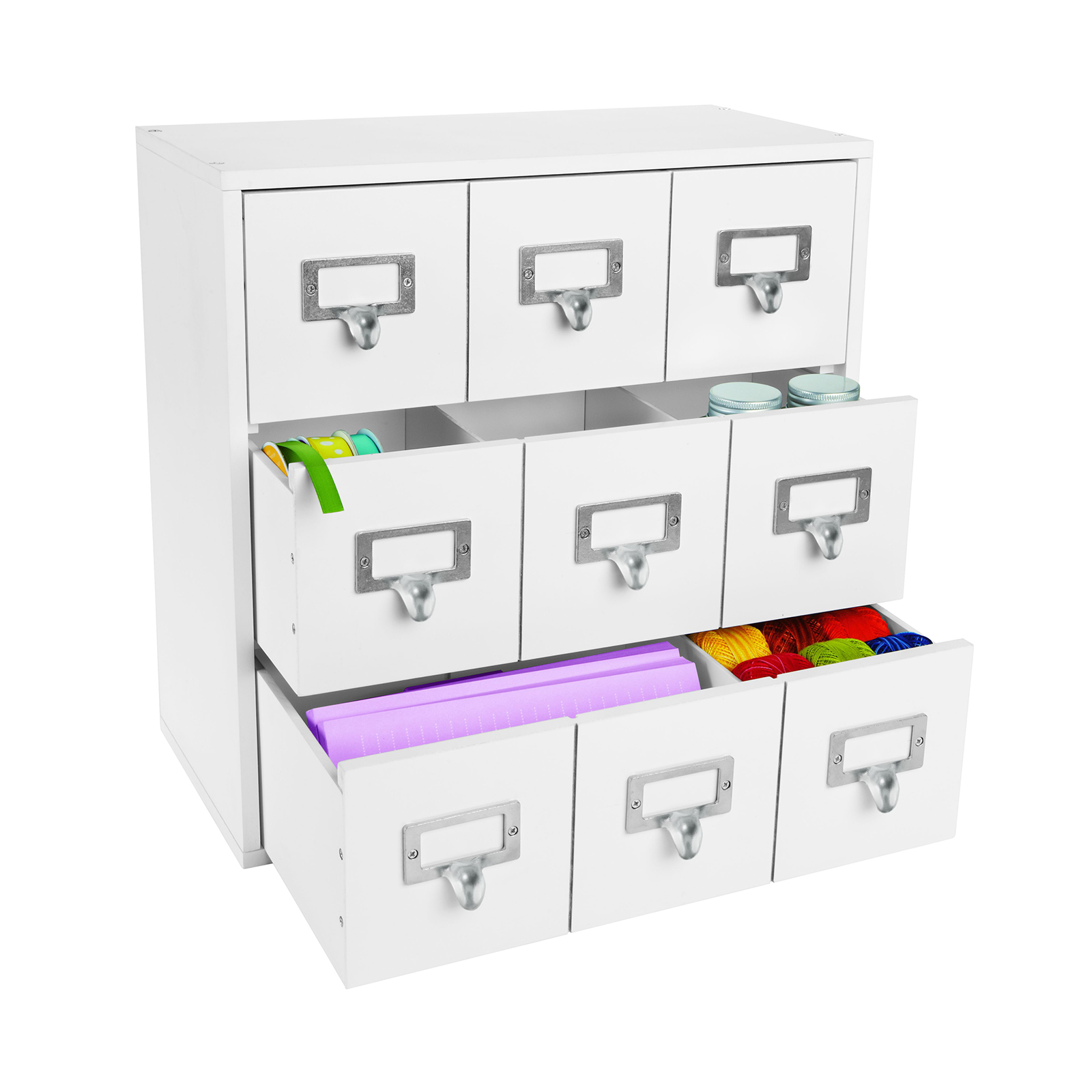 Knitting Organizer Michaels : Find the desktop storage drawer cube by ashland at michaels