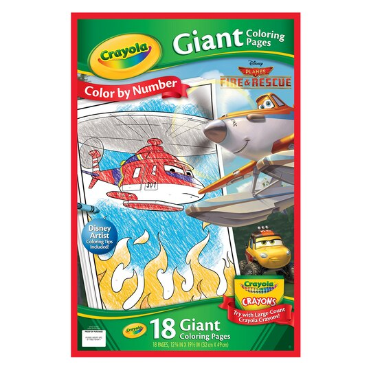 Find The CrayolaR Disney Giant Coloring Pages Fairies At
