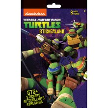 Sandylion Stickerland™ Teenage Mutant Ninja Turtles™ Stickers