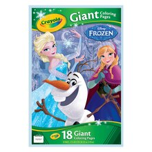 Crayola Disney Frozen Giant Coloring Book
