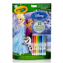 Crayola Disney Frozen Coloring & Activity Book