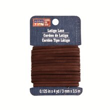 ArtMinds Latigo Lace, Dark Brown