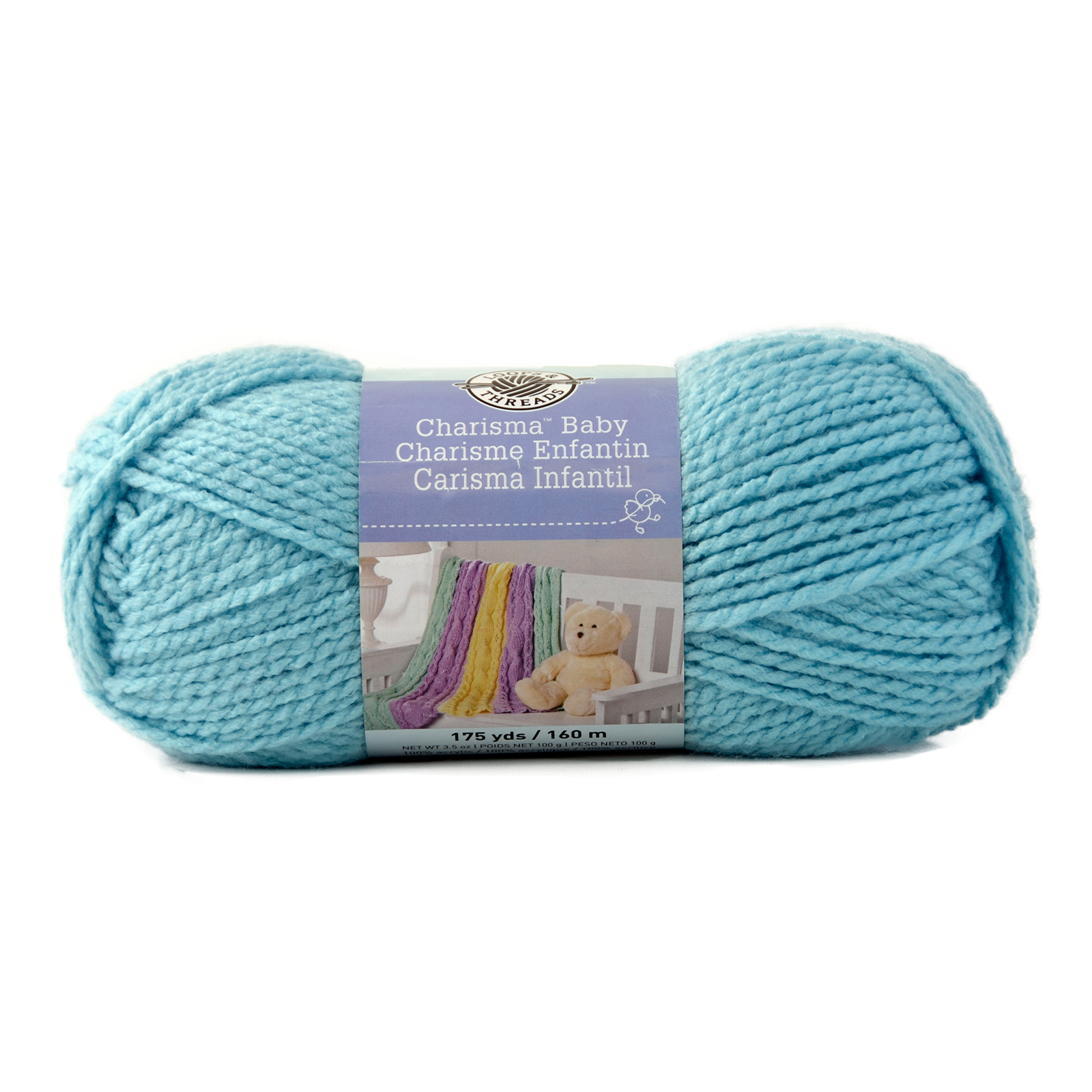 Charisma  Baby Yarn by Loops & Threads