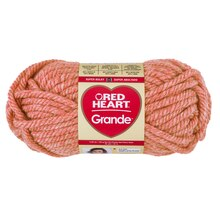 Red Heart Grande Yarn, Apricot