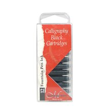 Manuscript Calligraphy Fountain Pen Ink Cartridges