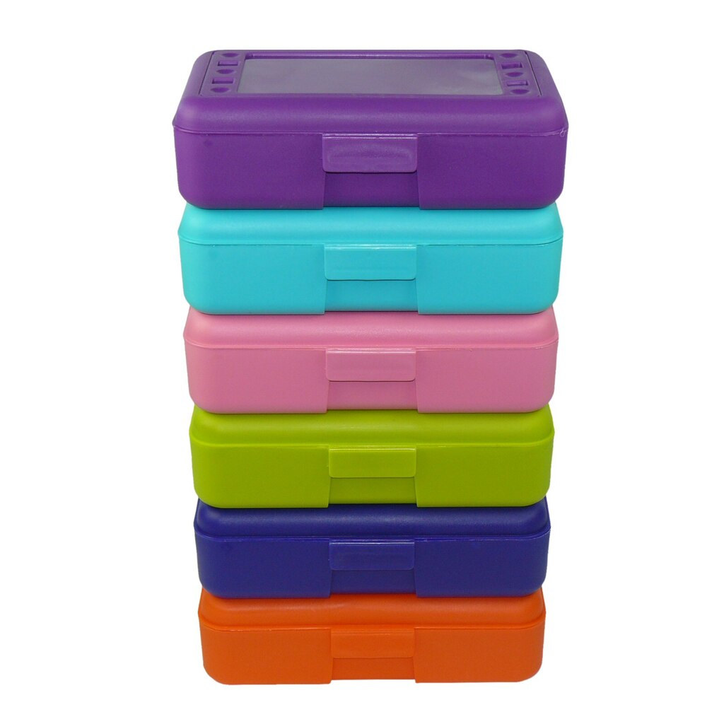 Pencil Boxes by Creatology™