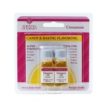 LorAnn Oils Cinnamon Oil Flavor, Twin Pack
