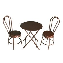 Sparrow Innovations Miniatures Table & Chairs