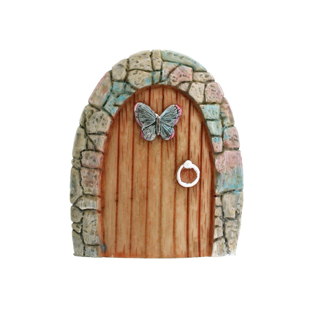 Sparrow innovations miniatures fairy door for Fairy door adairs