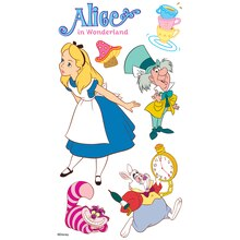 Ek Success Disney Stickers, Alice In Wonderland