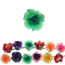 Bead Gallery Fimo Flower Beads