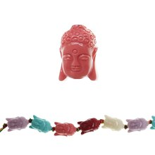 Bead Gallery Stone Siddhartha Beads, Multicolored