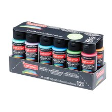 Premium Satin Acrylic Set - Bright by Craft Smart
