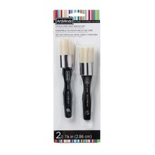 DIY Home Chalk & Wax Brush Set by ArtMinds