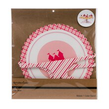 Recollections Craft It Pink Princess Treat Stand