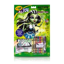 Crayola Color Alive Monster High