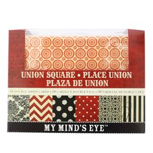 My Mind's Eye Union Square Box of Cards