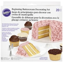 Wilton Beginning Buttercream Decorating Set