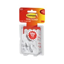 3M Command Utility Hooks Value Pack