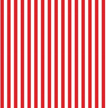 Red Striped Paper by Recollections