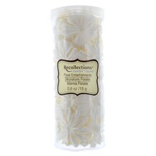 Natural Mix Floral Embellishments by Recollections