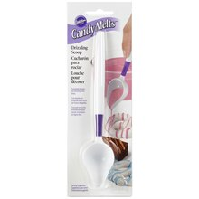 Wilton Candy Melts Drizzling Scoop Package