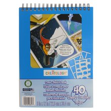 Comic Sketch Book by Creatology