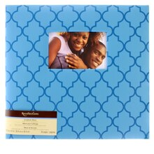 Mega Scrapbook Album by Recollections, Blue