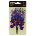 Mini Sachet Roses & Pansy by Recollections