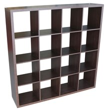 Recollections Craft Storage System 16 Cube Honeycomb, Espresso