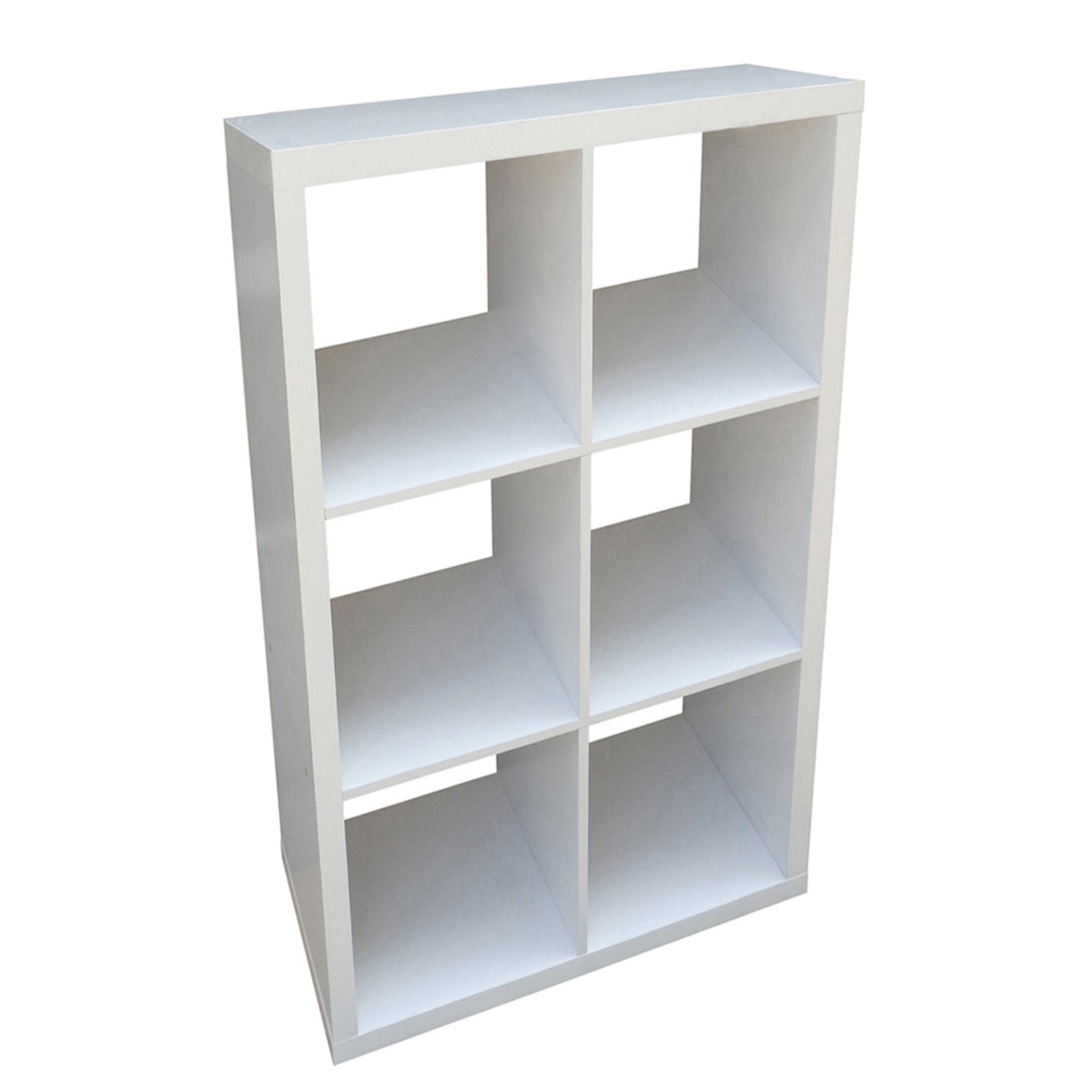 Recollections Craft Storage System 6 Cube Honeycomb, White