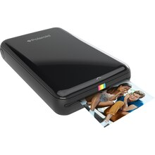 Polaroid ZIP Instant Photoprinter, Black