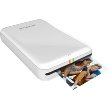 Polaroid ZIP Instant Photoprinter, White