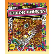 Animals Color Counts