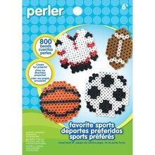 Perler Favorite Sports Kit
