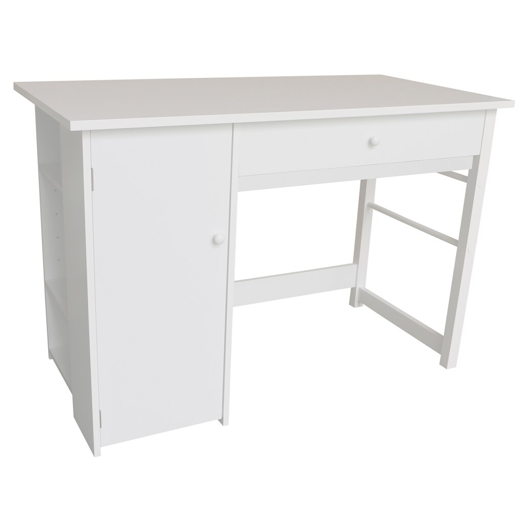 Recollections storage craft desk - Craft desk with storage ...