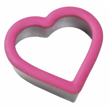 Wilton Comfort Grip Cutter, Heart
