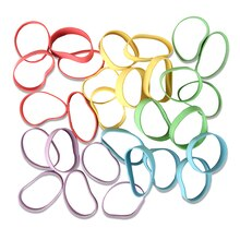 Tulip® Rubber Bands, Extra Wide, 30 Pieces, medium